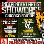 THE INDEPENDENT ARTIST SHOWCASE (CHICAGO)
