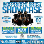 INDEPENDENT ARTIST SHOWCASE: FEBRUARY 02