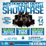 INDEPENDENT ARTIST SHOWCASE: JULY 14