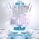 ALL WHITE INDUSTRY BOAT PARTY: JULY 13