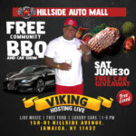 FREE COMMUNITY BBQ & CAR SHOW: JUNE 30